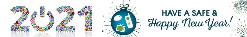 Happy New Year from Seaside Wireless